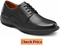 Dr. Comfort Classic Men's Therapeutic Diabetic Extra Depth Dress Shoe