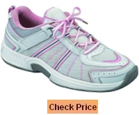 Orthofeet Tahoe Womens Comfort Wide Orthopedic Diabetic Orthotic Athletic Shoe