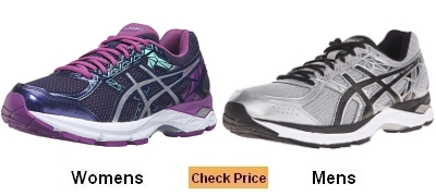 asics with best arch support