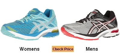 asics gel with arch support