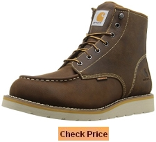 Carhartt Men's Cmw6095 6 Inch Casual Wedge Work Boot
