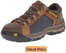 Caterpillar Men's Convex Lo Steel Toe Work Shoe
