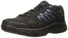 Skechers Work Men's Conroe Dierks Slip Resistant Work Shoe