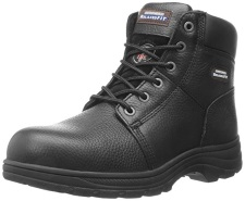 Skechers for Work Men's Workshire Relaxed Fit Work Steel Toe Boo