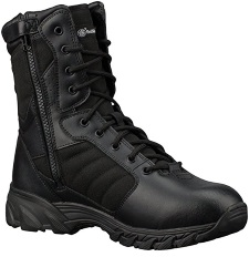 Smith & Wesson Footwear Men's Breach 2.0 Tactical Side Zip Boots