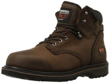 Timberland PRO Men's 6 Inch Pit Boss Soft Toe