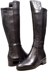 SoleMani Zipora 13 Slim Calf Womens Leather Boot