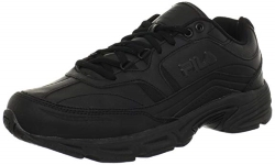 Fila Mens Memory Workshift Slip Resistant Work Shoe