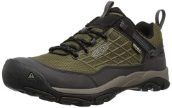 KEEN Mens Saltzman Waterproof Hiking Shoe