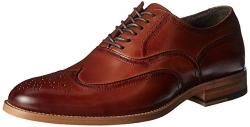 STACY ADAMS Mens Dunbar-Wingtip Oxford