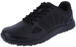 safeTstep Mens Slip Resistant Avail Runner