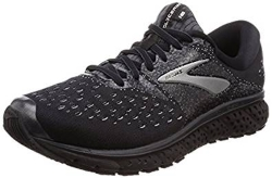 Brooks Mens Glycerin 16 Black