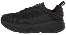 Hoka One One Bondi 6 Womens Black