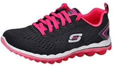 Skechers Sport Womens Skech Air Run High Fashion Sneaker